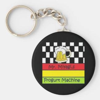 MMFM Beer Mug Keychain