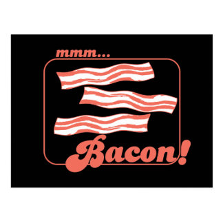 Mmm Bacon Postcard