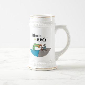 Mmm. . . BBQ Coffee Mugs