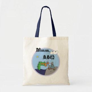 Mmm. . . BBQ Canvas Bag