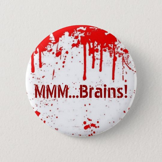 MMM...Brains Button