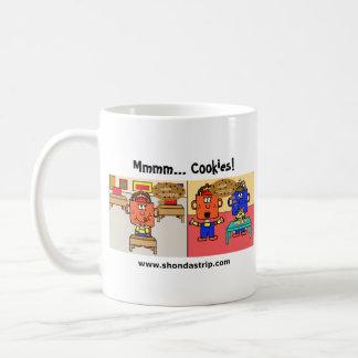 Mmm Cookies Mug