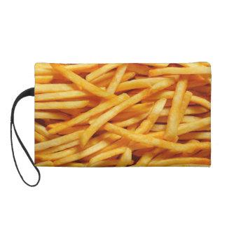 mmm fries wristlet