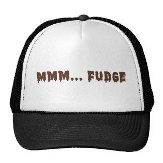 Mmm...fudge Cap