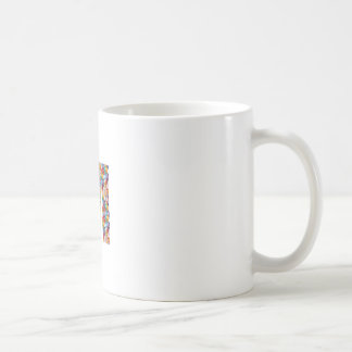 MMM GGG FFF EEE E F G M MM GG FF EE Gifts Mug