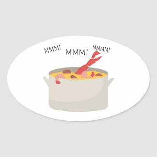 MMM Gumbo Stickers