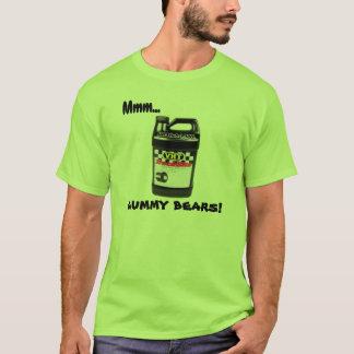 Mmm... GUMMY BEARS! Drag Racer T-Shirt