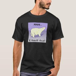 MMM... I Smell Seal! Polar Bear T-Shirt