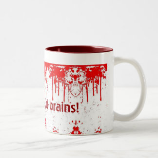 MMM liquid brains - Mug