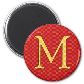 MMM REFRIGERATOR MAGNETS