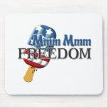 Mmm Mmm Freedom Mousemat