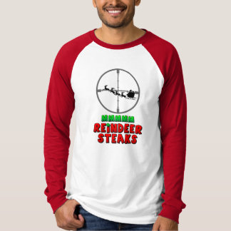Mmm… Reindeer Steaks T-Shirt