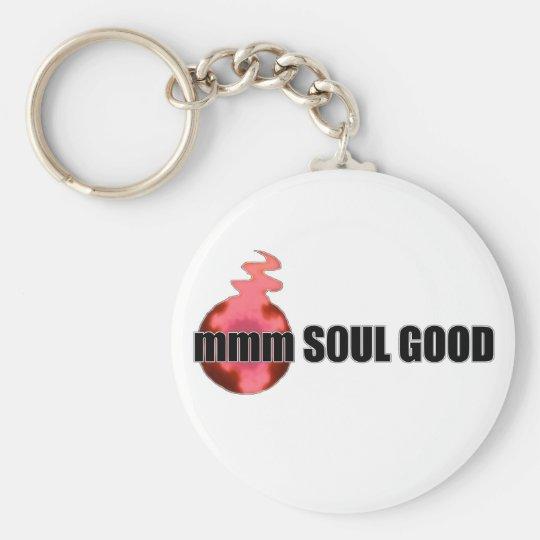 mmm Soul Good - Soul Eater Basic Round Button Key Ring