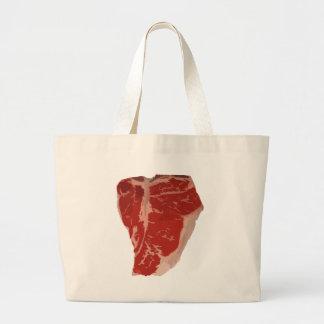 Mmm Steak Jumbo Tote Bag