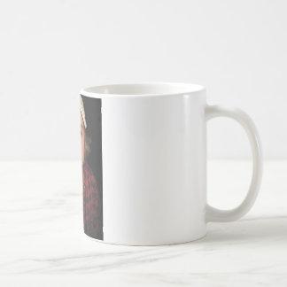 mmmm bailys basic white mug