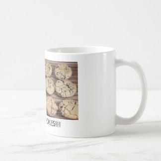 MMMM COOKIES Coffee Mug