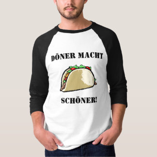 mmmm doener T-Shirt