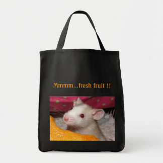 Mmmm...fresh fruit Grocery Bag