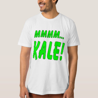 Mmmm Kale! Men's Organic T-Shirt