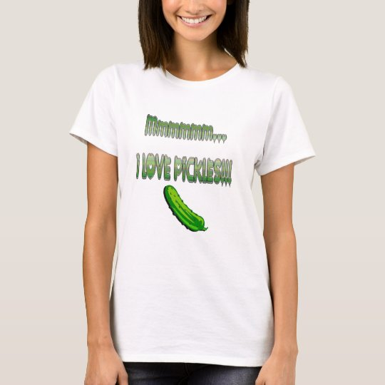 Mmmm Pickles T-Shirt