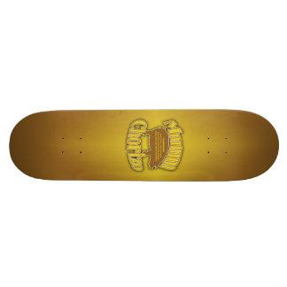 Mmmmm Chorizo Skateboard - Funny