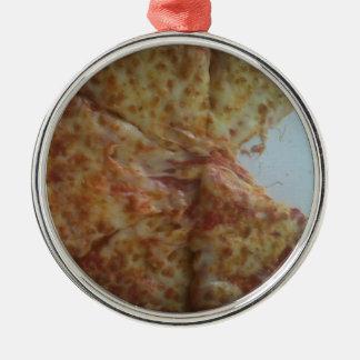 Mmmmmmm.....pizza Christmas Ornament