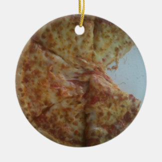 Mmmmmmm.....pizza Christmas Ornament
