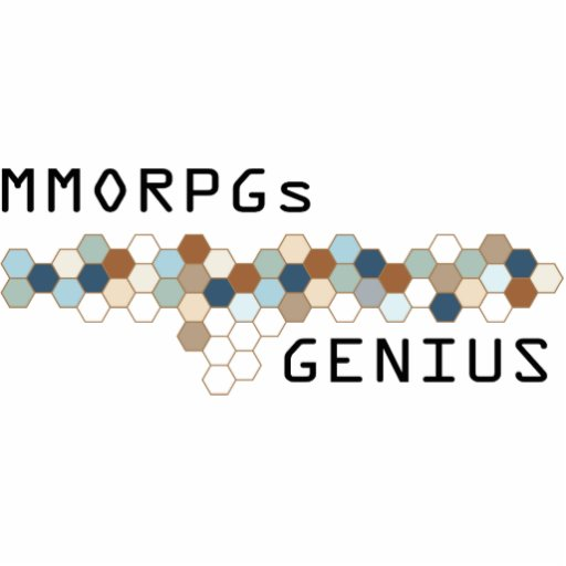 MMORPGs Genius Cut Outs