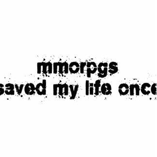 MMORPGs Saved My Life Once Photo Cutout