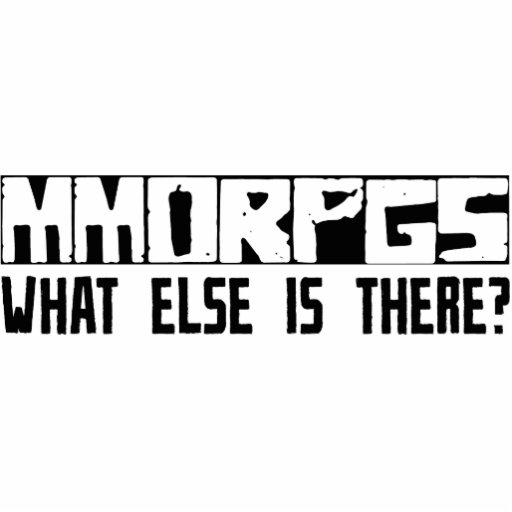 MMORPGs What Else Is There? Photo Cut Outs