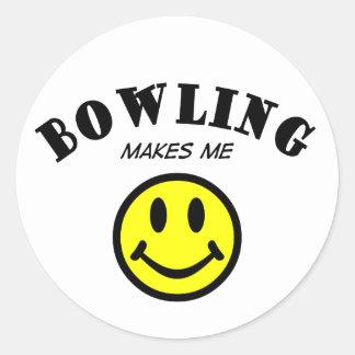 MMS: Bowling Round Sticker