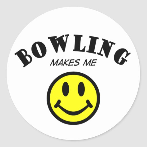 MMS: Bowling Round Stickers