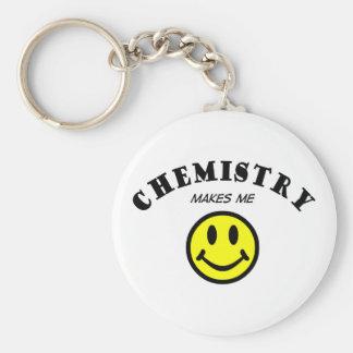 MMS Chemistry Keychain