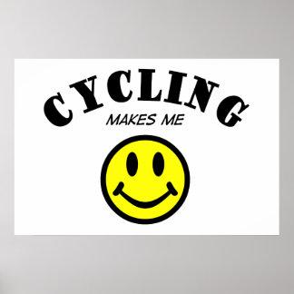 MMS: Cycling Poster
