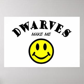 MMS: Dwarves Poster