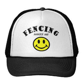 MMS: Fencing Cap