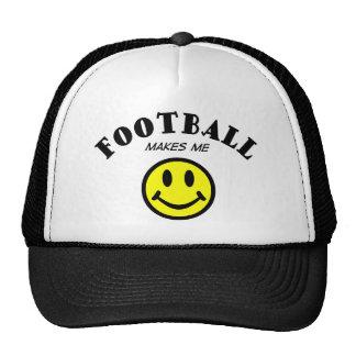 MMS: Football Hats