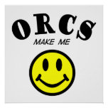 MMS: Orcs Poster