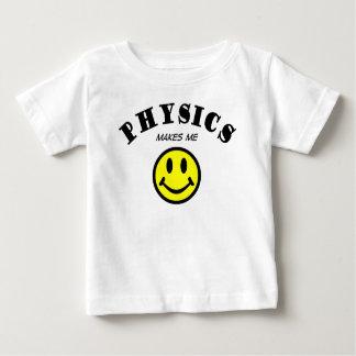 MMS: Physics Baby T-Shirt