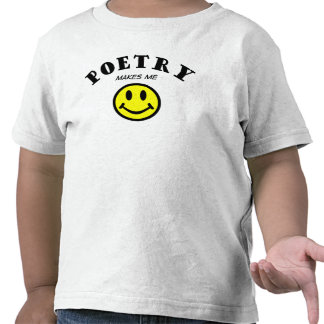 MMS:  Poetry T-shirt