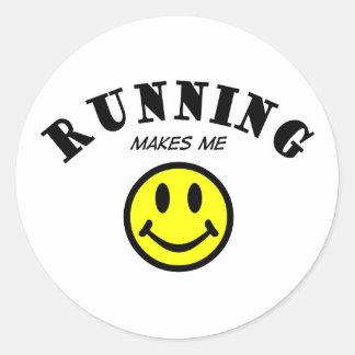MMS: Running Sticker