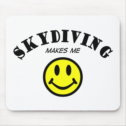 MMS: Skydiving Mouse Pads