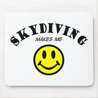 MMS Skydiving Mouse Pads