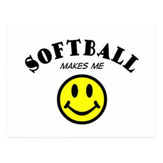 MMS Softball Post Card