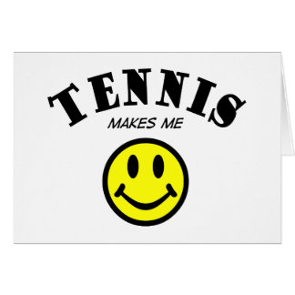 MMS: Tennis Card
