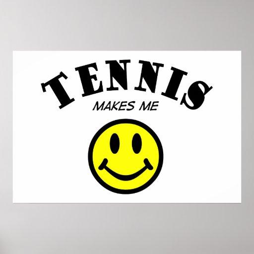 MMS: Tennis Poster