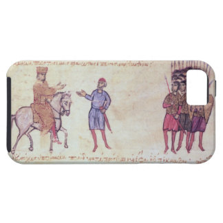 MMS Vitr 26-7 The Byzantine Army Putting to Flight iPhone 5 Covers