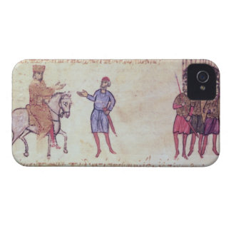 MMS Vitr 26-7 The Byzantine Army Putting to Flight iPhone 4 Covers