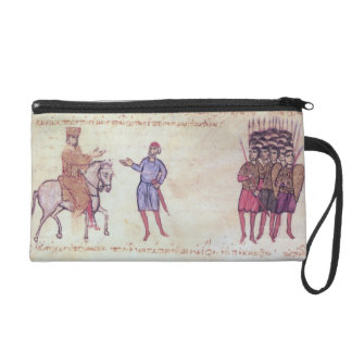 MMS Vitr 26-7 The Byzantine Army Putting to Flight Wristlet