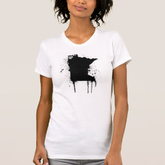 MN Spray Paint T-Shirt